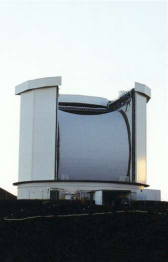 Figure 7 - The James Clerk Maxwell Telescope